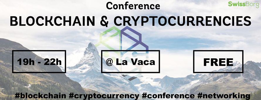Blockchain and Cryptocurrencies an Event in La Vaca Coworking in Barcelona